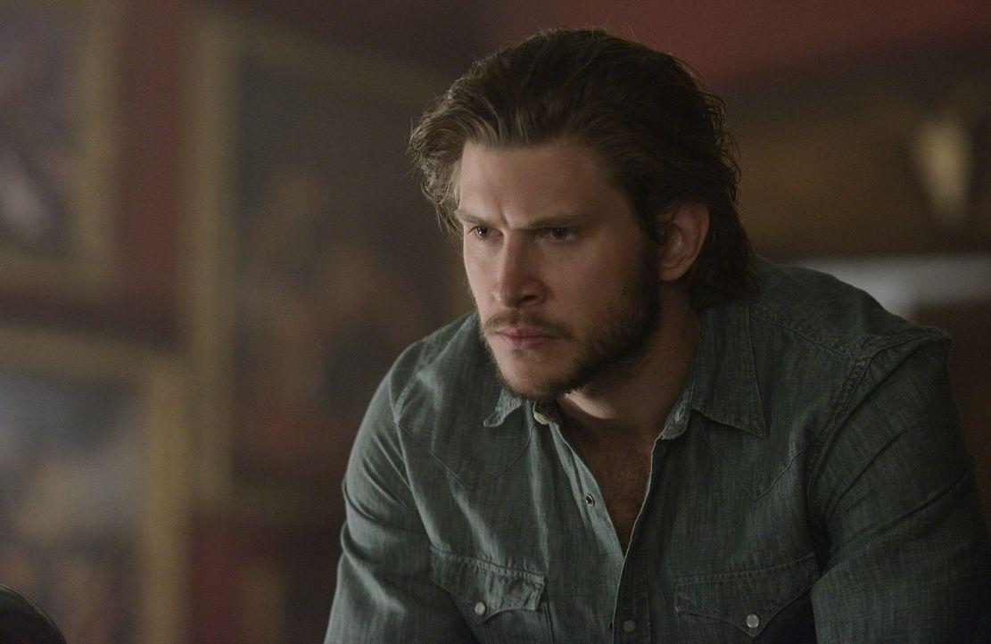 Vor Jahren traf Clay (Greyston Holt) eine Entscheidung, die alles veränderte ... - Bildquelle: 2014 She-Wolf Season 1 Productions Inc.