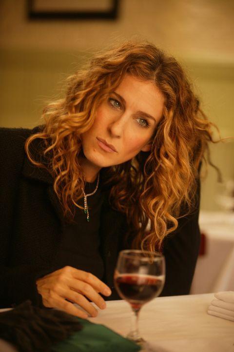 Ein grauenhafter Gedanke macht sich in Carrie (Sarah Jessica Parker) breit ... - Bildquelle: Paramount Pictures