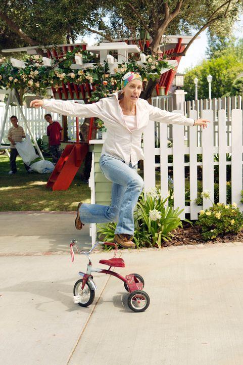 Will ihre Mutter unbedingt loswerden: Lynette (Felicity Huffman) ... - Bildquelle: ABC Studios