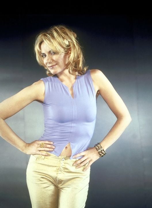 (3. Staffel) - Samantha (Kim Cattrall) liebt den Sex und lässt sich kein Abenteuer entgehen ... - Bildquelle: Paramount Pictures