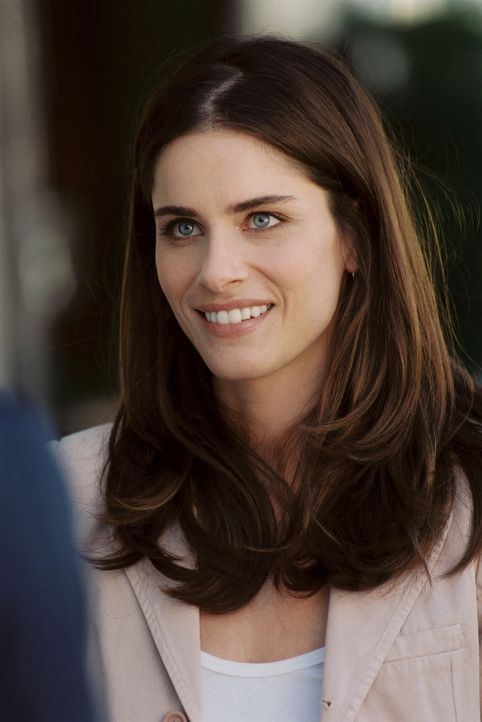 Erst spät erkennt Emily (Amanda Peet), dass sie ihrem Traummann schon vor vielen Jahren begegnet ist ... - Bildquelle: Ben Glass & Demmie Todd Touchstone Pictures. All rights reserved