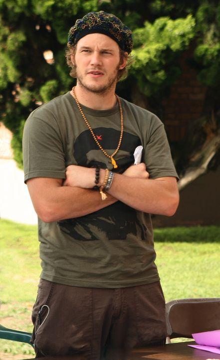 Gemeinsam mit Che (Chris Pratt) engagiert sich Summer für den Umwelt- und Tierschutz ... - Bildquelle: Warner Bros. Television