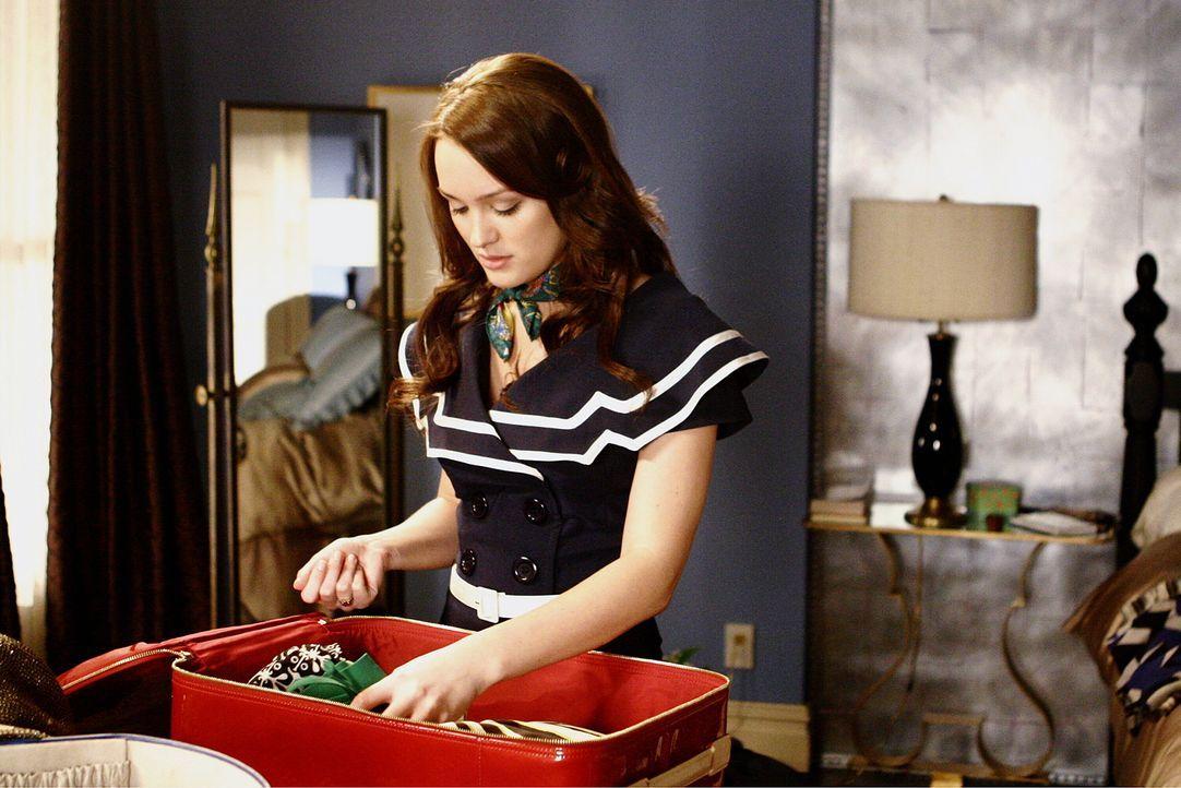 Blair (Leighton Meester) und Chuck wollen über die Sommermonate gemeinsam nach Europa, doch meint es Chuck wirklich ernst mit ihr? - Bildquelle: Warner Bros. Television