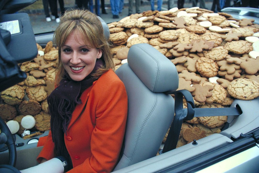 Nancy (Jana Marie Hupp) sucht neben ihrer Tätigkeit als Hausfrau und Mutter eine Aufgabe, die sie herausfordert, so backt sie leckere Kekse und verk... - Bildquelle: Paramount