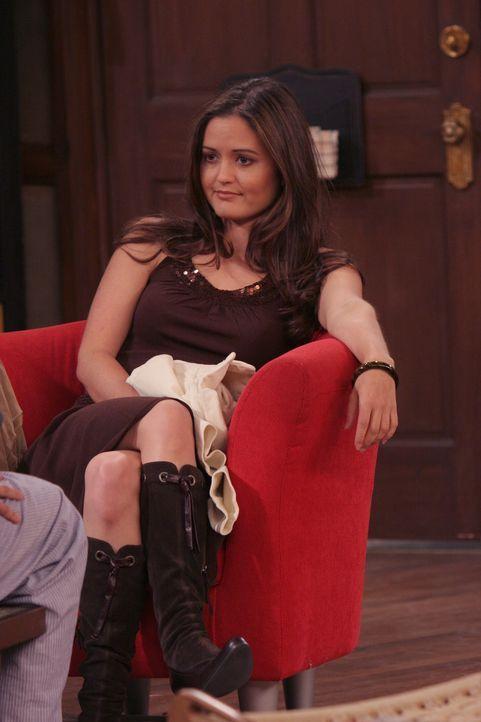 Teds Aufriss vom Vorabend: Trudy (Danica McKellar) ... - Bildquelle: 20th Century Fox International Television