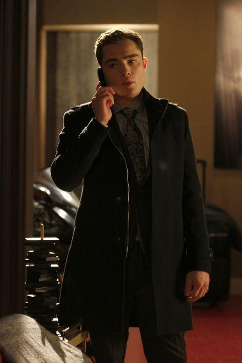 Wie weit wird Chuck (Ed Westwick) gehen, um sein Hotel zurückzubekommen? - Bildquelle: Warner Brothers