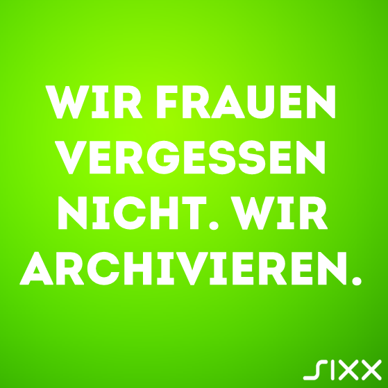 Visual Statements: Archivar - Bildquelle: sixx