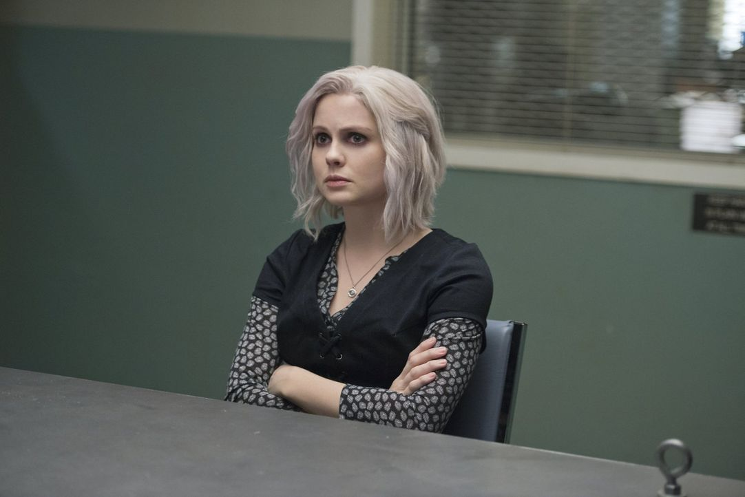 Nachdem Major viel zu lange hungrig im Gefängnis sitzt, trifft Liv (Rose McIver) eine folgenschwere Entscheidung ... - Bildquelle: 2014 Warner Brothers
