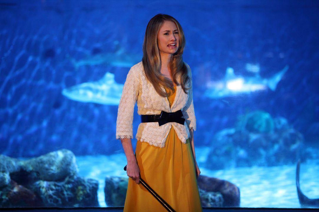 Ihren Junggesellinnenabschied wird Madison (Caitlin Thompson) nicht so schnell vergessen ... - Bildquelle: 2012 The CW Network. All Rights Reserved.