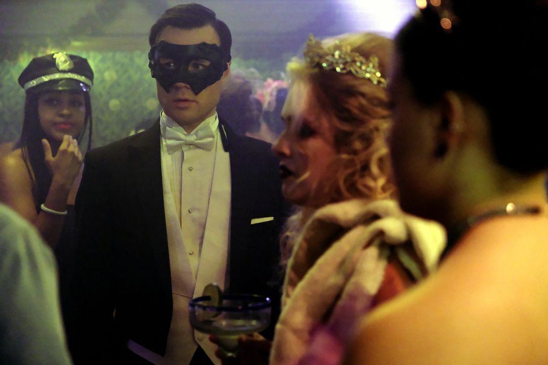 Harry Greenwood (Rupert Evans) - Bildquelle: Bettina Strauss 2018 The CW Network, LLC. All rights reserved. / Bettina Strauss