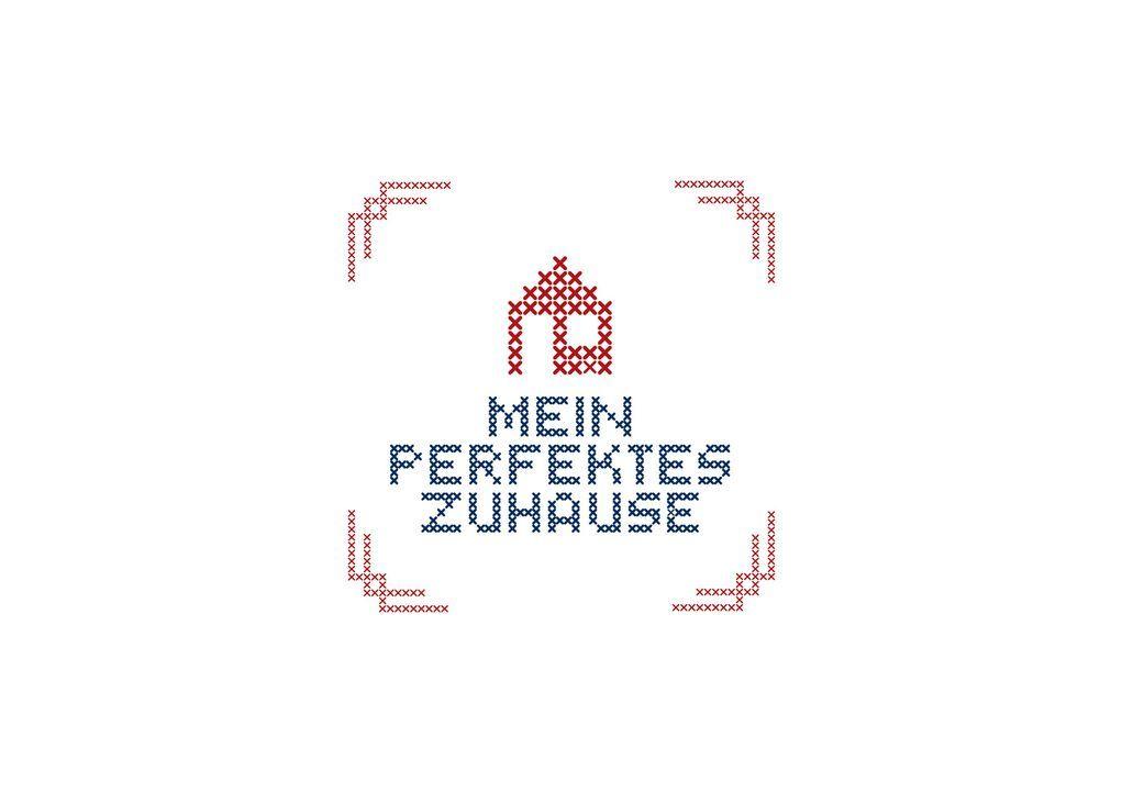 """Mein perfektes Zuhause!"" - Logo - Bildquelle: sixx"