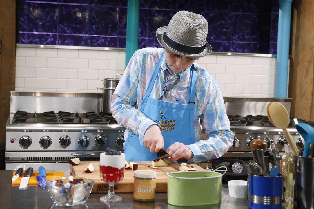 Um das Preisgeld von 10.000 Dollar zu gewinnen, müssen die jungen Meisterköc... - Bildquelle: Jason DeCrow 2016, Television Food Network, G.P. All Rights Reserved