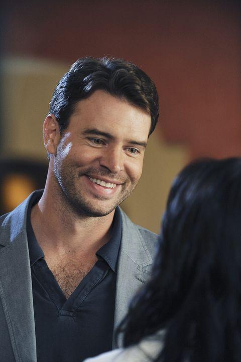 Jeff (Scott Foley, l.) kann auch nett sein - wenn er will ... - Bildquelle: 2009 ABC INC.