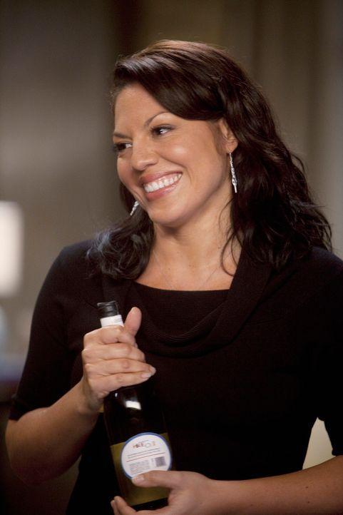 Hat Teddy einen Frauenabend versprochen: Callie (Sara Ramirez) ... - Bildquelle: Touchstone Television