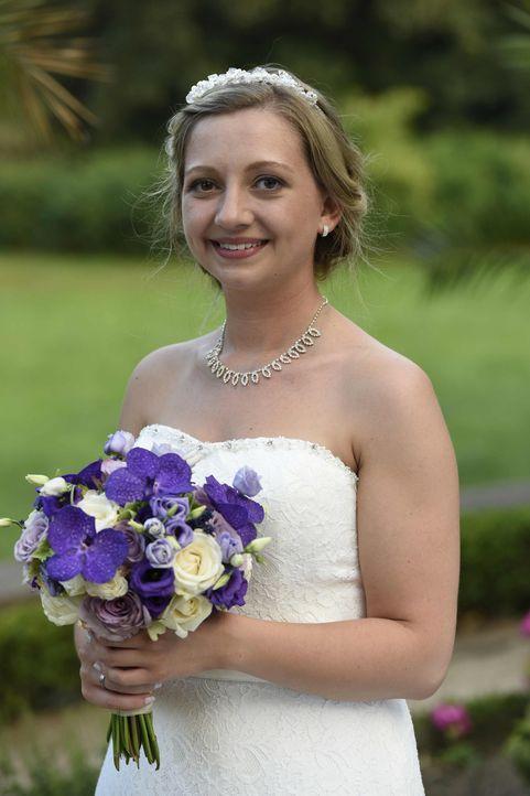 """Hat Michelle bei """"Hochzeit auf den ersten Blick"""" wirklich ihre große Liebe gefunden? - Bildquelle: Christoph Assmann SAT.1"""