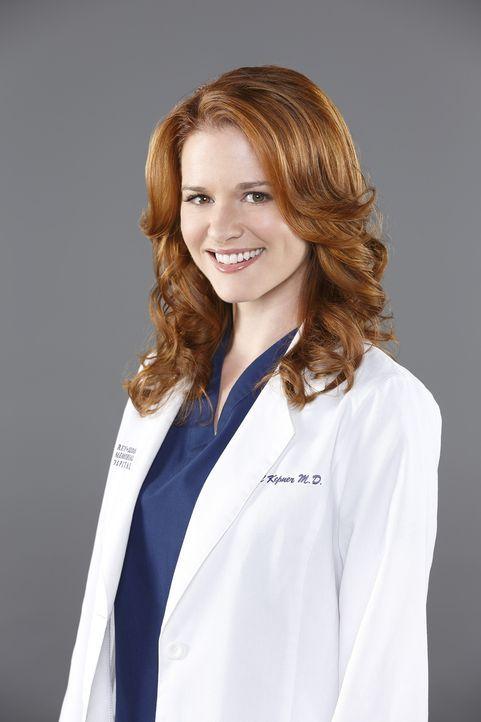 (11. Staffel) - Stellt sich immer wieder neuen Herausforderungen: April (Sarah Drew) ... - Bildquelle: ABC Studios