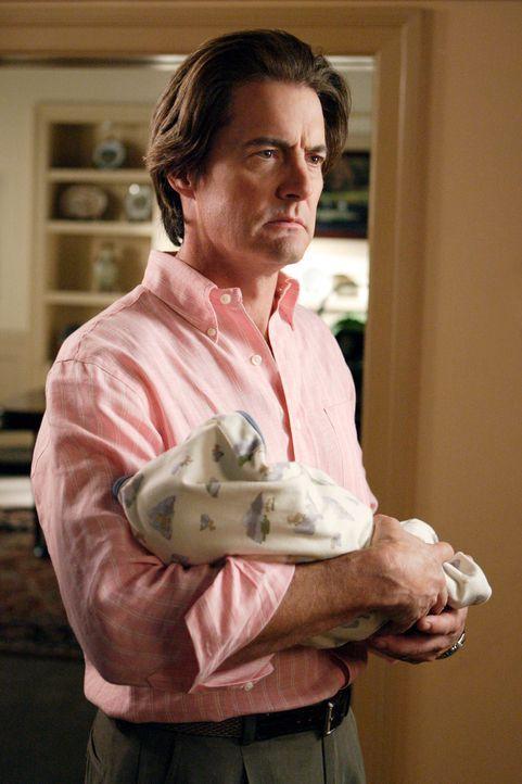 """Möchte nicht, dass """"sein"""" Sohn beschnitten wird: Orson (Kyle MacLachlan) ... - Bildquelle: ABC Studios"""