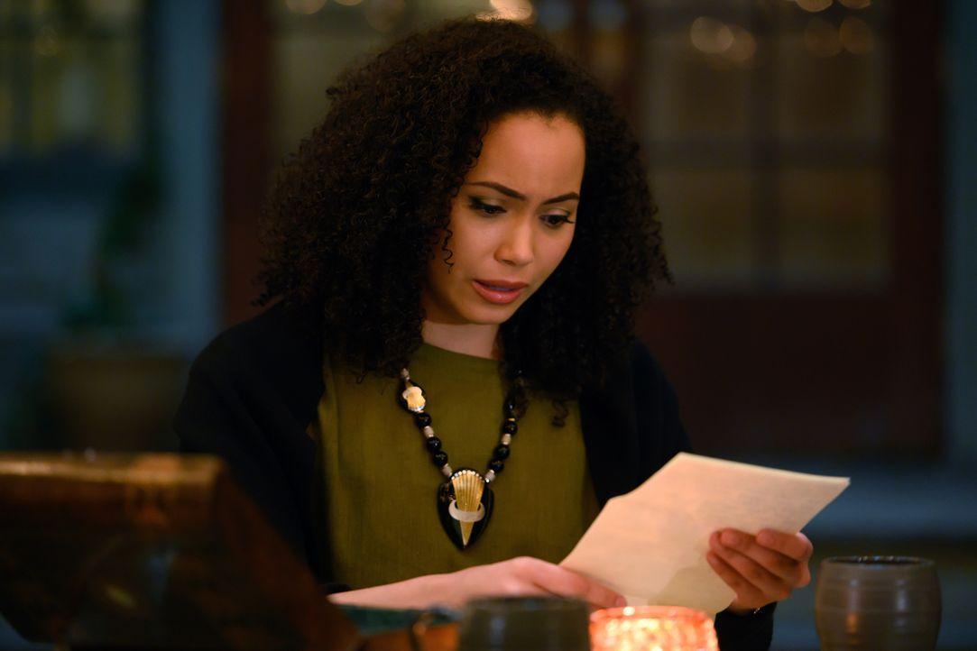 Macy Vaughn (Madeleine Mantock) - Bildquelle: Diyah Pera 2019 The CW Network, LLC. All Rights reserved. / Diyah Pera