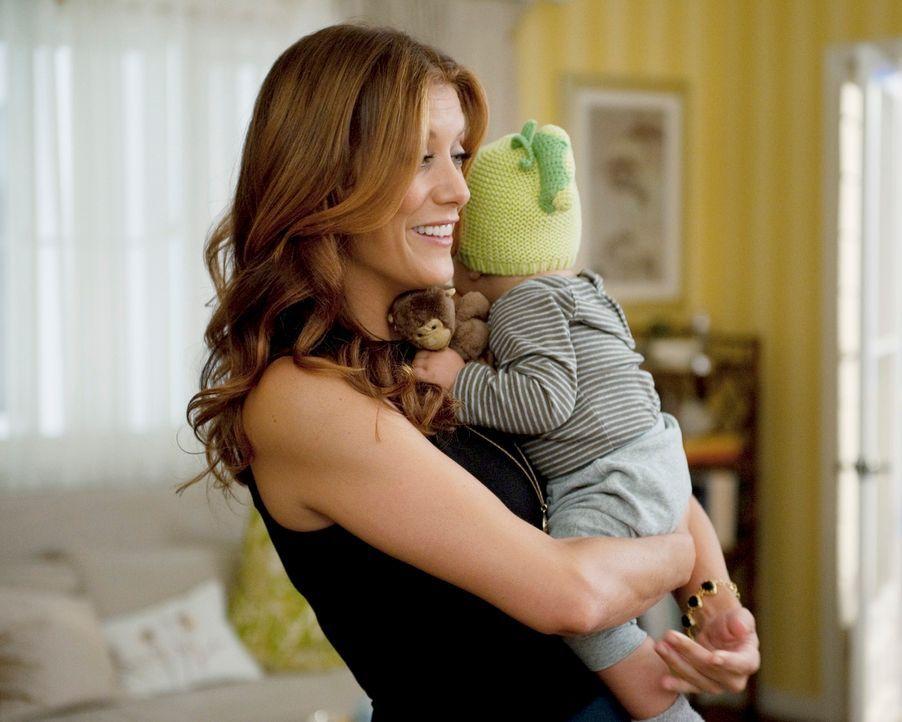 Während Sheldon wieder mit seiner Ex-Frau anbandelt, genießt Addison (Kate Walsh) ihr neues Leben in vollen Zügen ... - Bildquelle: ABC Studios