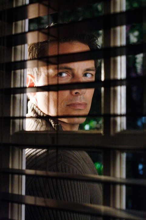 Fühlt sich gezwungen, sich bei Nick Bolen zu revanchieren: Patrick Logan (John Barrowman) ... - Bildquelle: ABC Studios