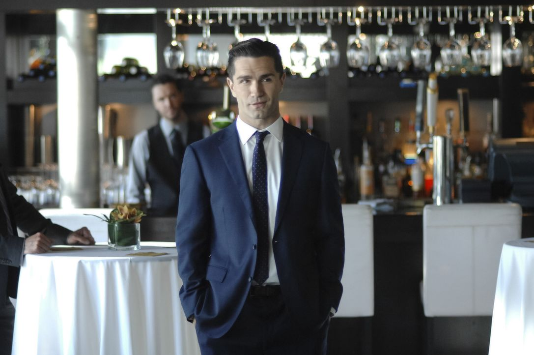 Ben alias Agent Liberty (Sam Witwer) - Bildquelle: Sergei Bachlakov 2018 The CW Network, LLC. All Rights Reserved.