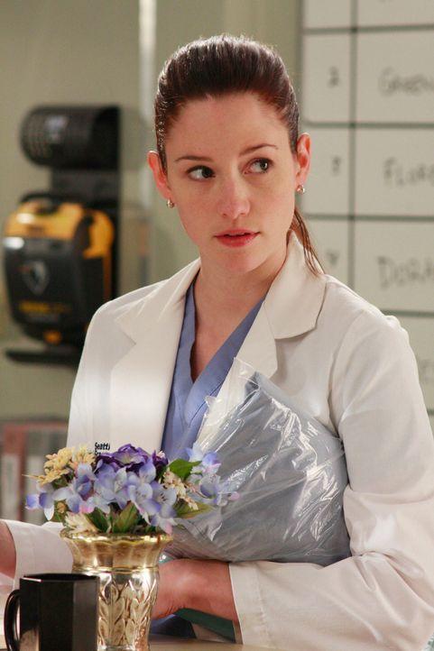 Um George nicht als Mitbewohner zu verlieren, versucht Lexi (Chyler Leigh) ihre Bude so wohnlich zu gestalten wie nur möglich, und dazu lässt sie... - Bildquelle: Touchstone Television