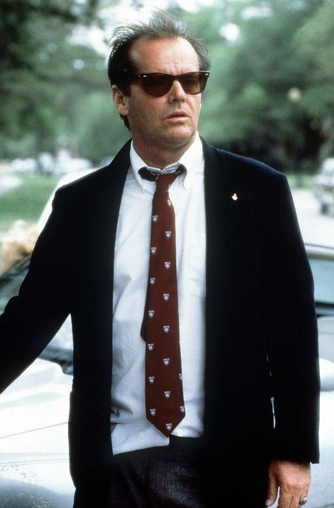 Der abgehalfterte und vulgäre Astronaut Garrett Breedlove (Jack Nicholson) ist ein Schürzenjäger, wie er im Buche steht ... - Bildquelle: Paramount Pictures
