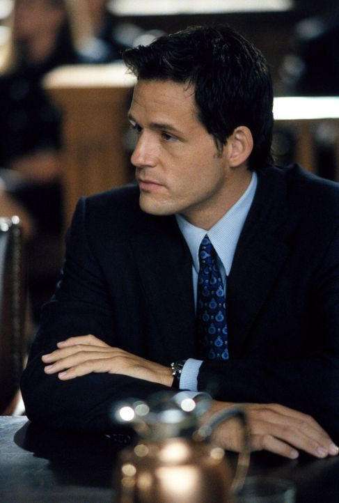 Während der Verhandlungen, in denen Raymond (Josh Hopkins) der Angeklagte ist, verliebt er sich in seine Anwältin ... - Bildquelle: 2001 Twentieth Century Fox Film Corporation. All rights reserved.