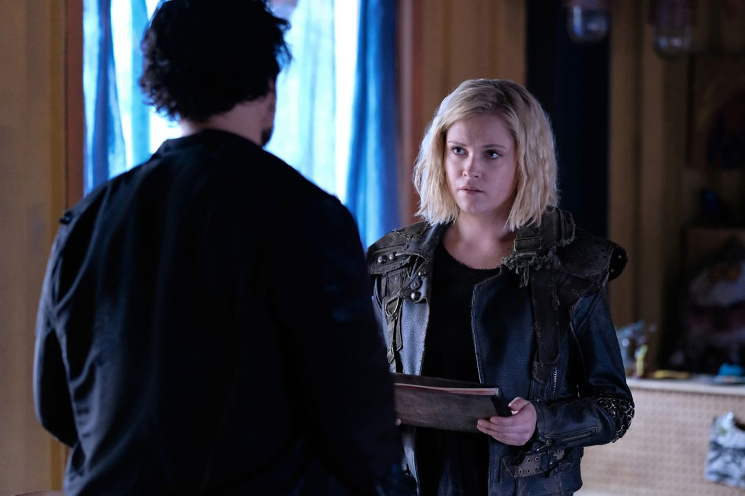 Clarke Griffin (Eliza Taylor) - Bildquelle: Robert Falconer 2019 The CW Network, LLC. All Rights Reserved. / Robert Falconer