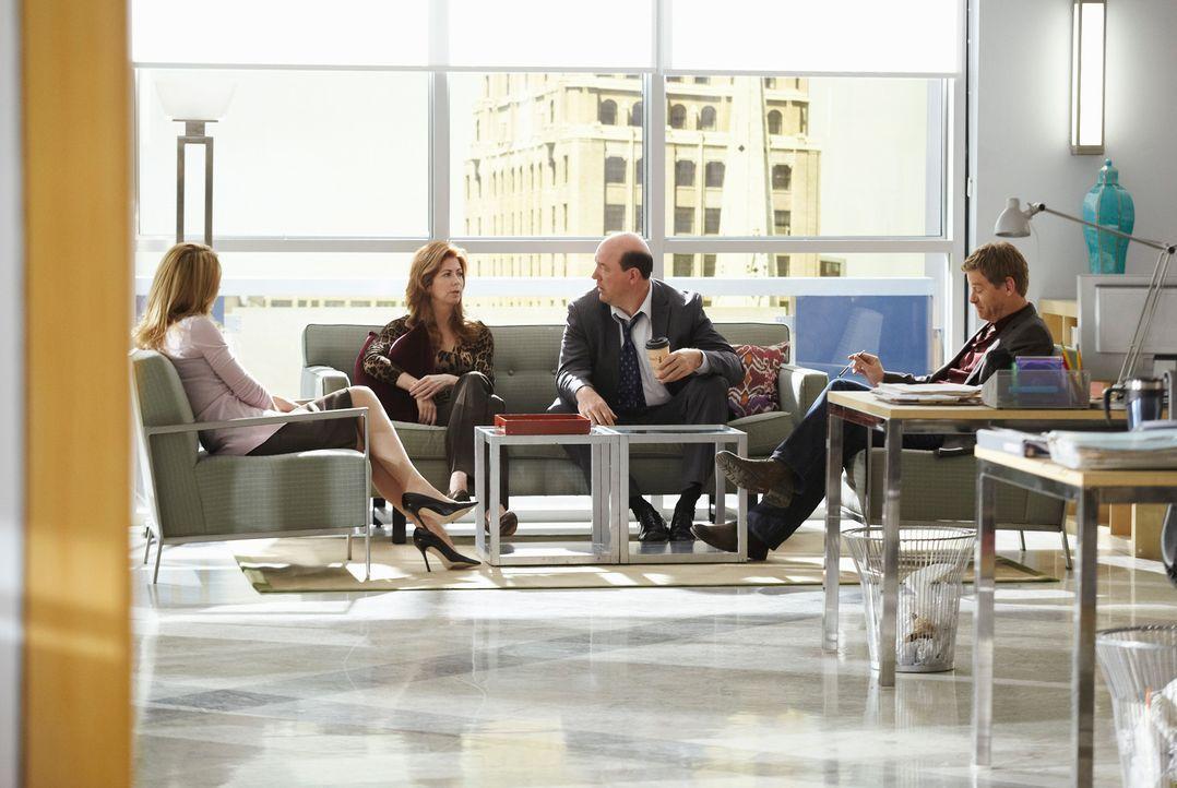 Während einer Obduktion wird Megan klar, dass sie über ihre Kollegen gar nichts weiß. Daraufhin beschließt sie, sich in Zukunft weniger in ihre Arbe... - Bildquelle: ABC Studios