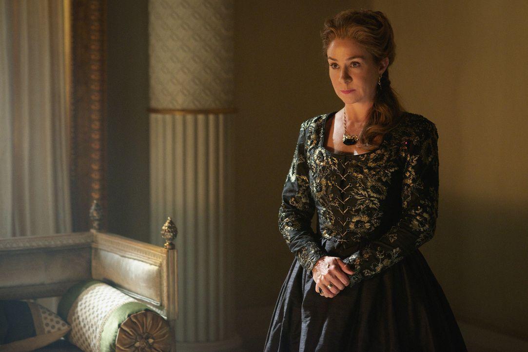 Königin Catherine (Megan Follows) fasst neue Pläne, um Mary Stuart endlich ihrer Macht und Unterstützung durch den Vatikan zu entrauben ... - Bildquelle: Sven Frenzel 2015 The CW Network, LLC. All rights reserved.