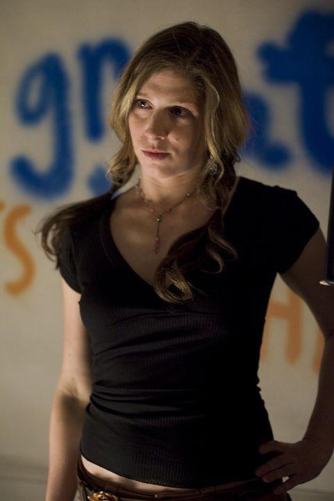 Beeindruckt Silas: Megan (Shoshannah Stern) ... - Bildquelle: Lions Gate Television
