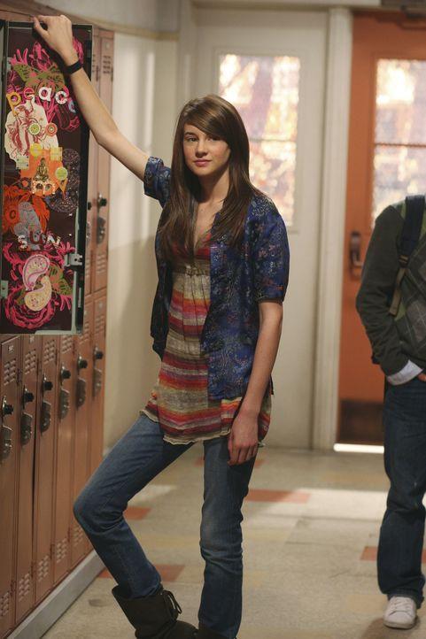 Erlebt eine böse Überraschung: Amy (Shailene Woodley) ... - Bildquelle: ABC Family