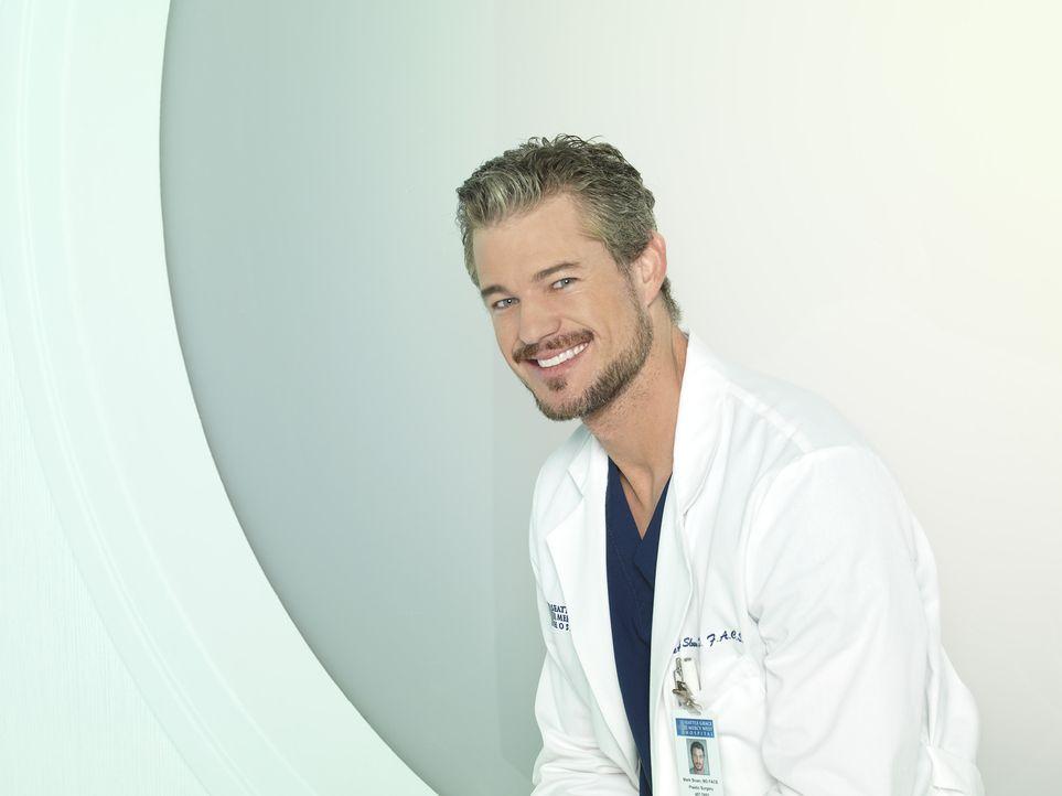 (8. Staffel) - Sorgt gerne für Wirbel: Dr. Mark Sloan (Eric Dane) ... - Bildquelle: ABC Studios
