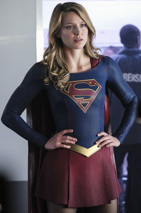 Kara alias Supergirl (Melissa Benoist) - Bildquelle: Bettina Strauss 2018 The CW Network, LLC. All Rights Reserved.