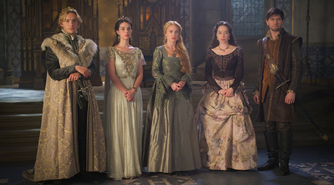 Reign_Season3Episode1_2 - Bildquelle: 2015 The CW Network. All Rights Reserved.