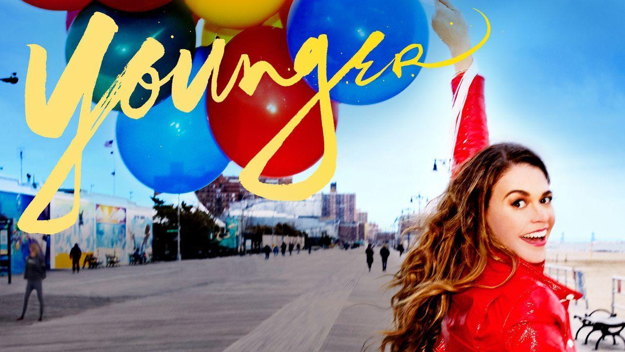 (05. Staffel) - Younger - Artwork - Bildquelle: Hudson Street Productions Inc 2018