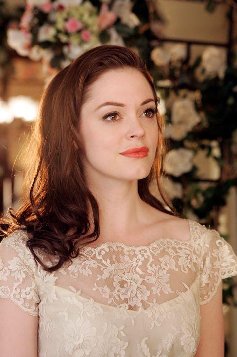 Obwohl eigentlich nur eine Verlobung geplant war, geben sich Henry und Paige (Rose McGowan) das Ja-Wort ... - Bildquelle: Paramount Pictures