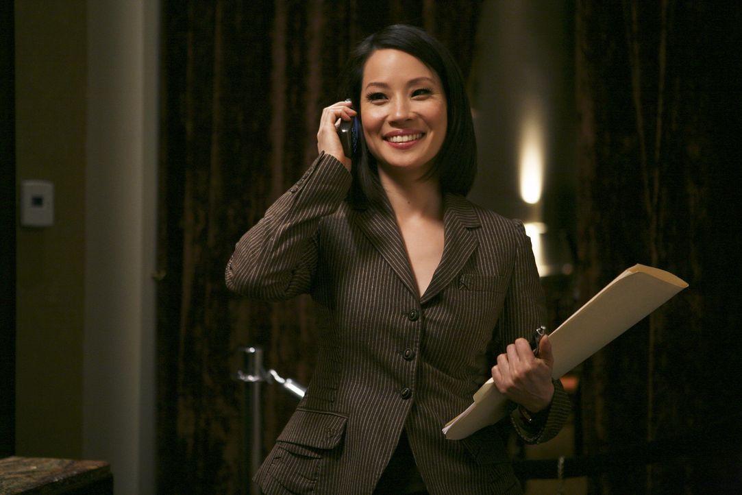 Grace Chin (Lucy Liu) gerät in einen Gewissenskonflikt ... - Bildquelle: Buena Vista International Television
