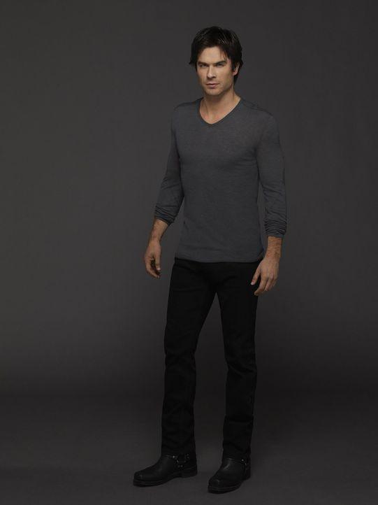 (6. Staffel) - Wo und wann ist Damon (Ian Somerhalder) und auf welcher Existenzebene? - Bildquelle: Warner Bros. Entertainment, Inc