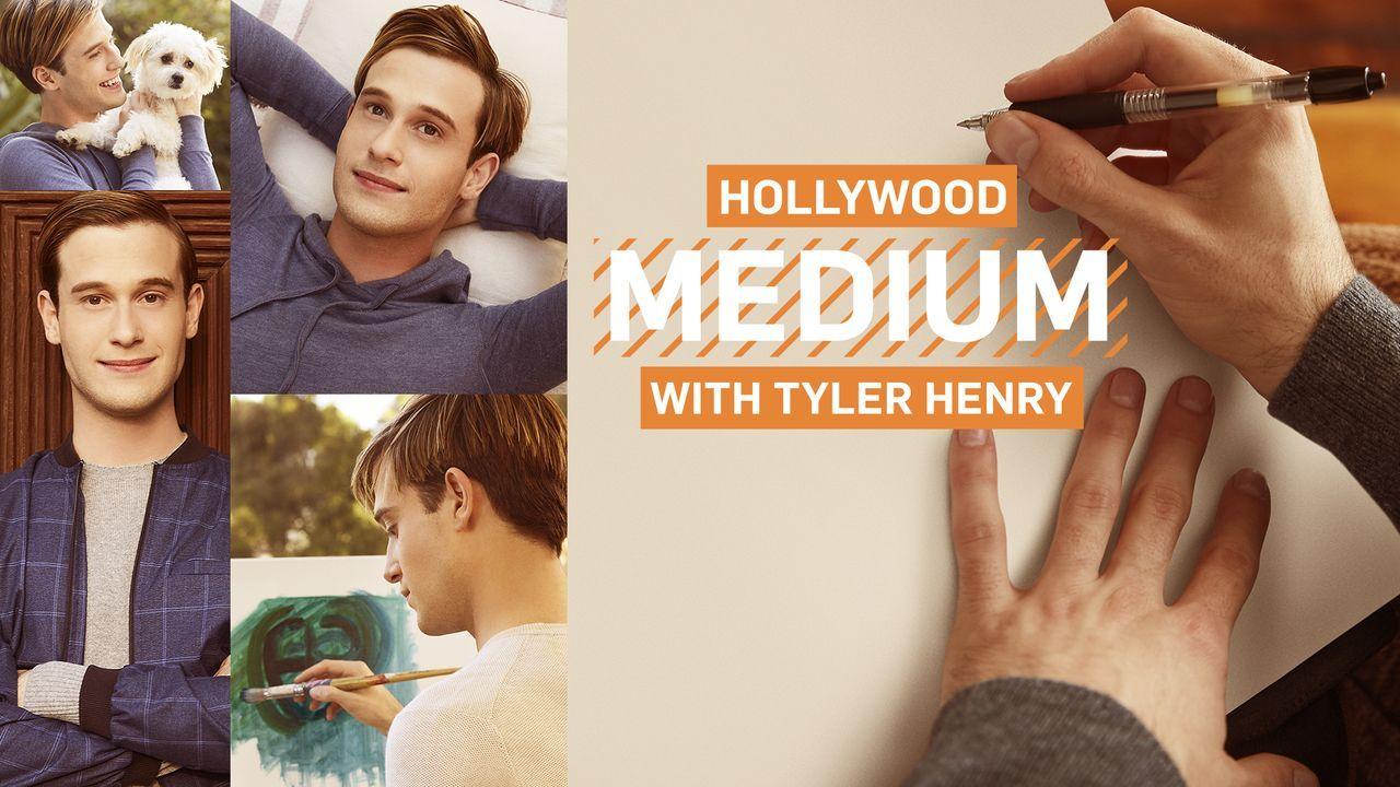 (4. Staffel) - Hollywood Medium with Tyler Henry - Artwork - Bildquelle: 2019 E! Entertainment Media, LLC
