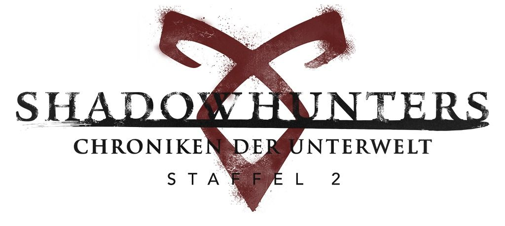 (2. Staffel) - Shadowhunters - Logo - Bildquelle: Artwork © Freeform