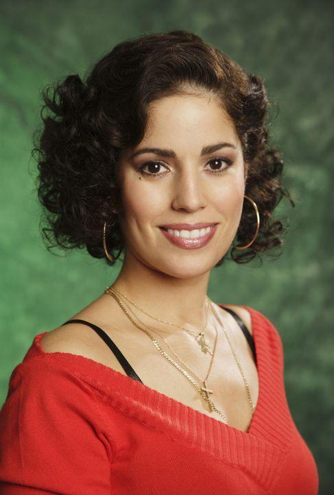 (1. Staffel) - Bettys Schwester: Hilda Suarez (Ana Ortiz) ... - Bildquelle: Buena Vista International Television