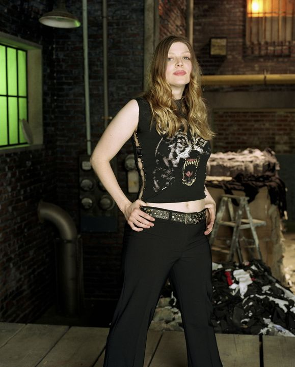 (6. Staffel) - Tara (Amber Benson) ist eine äußerst fähige Hexe. Sie freundet sich mit Willow an, und aus dieser Freundschaft entwickelt sich schnel... - Bildquelle: TM +   Twentieth Century Fox Film Corporation. All Rights Reserved.