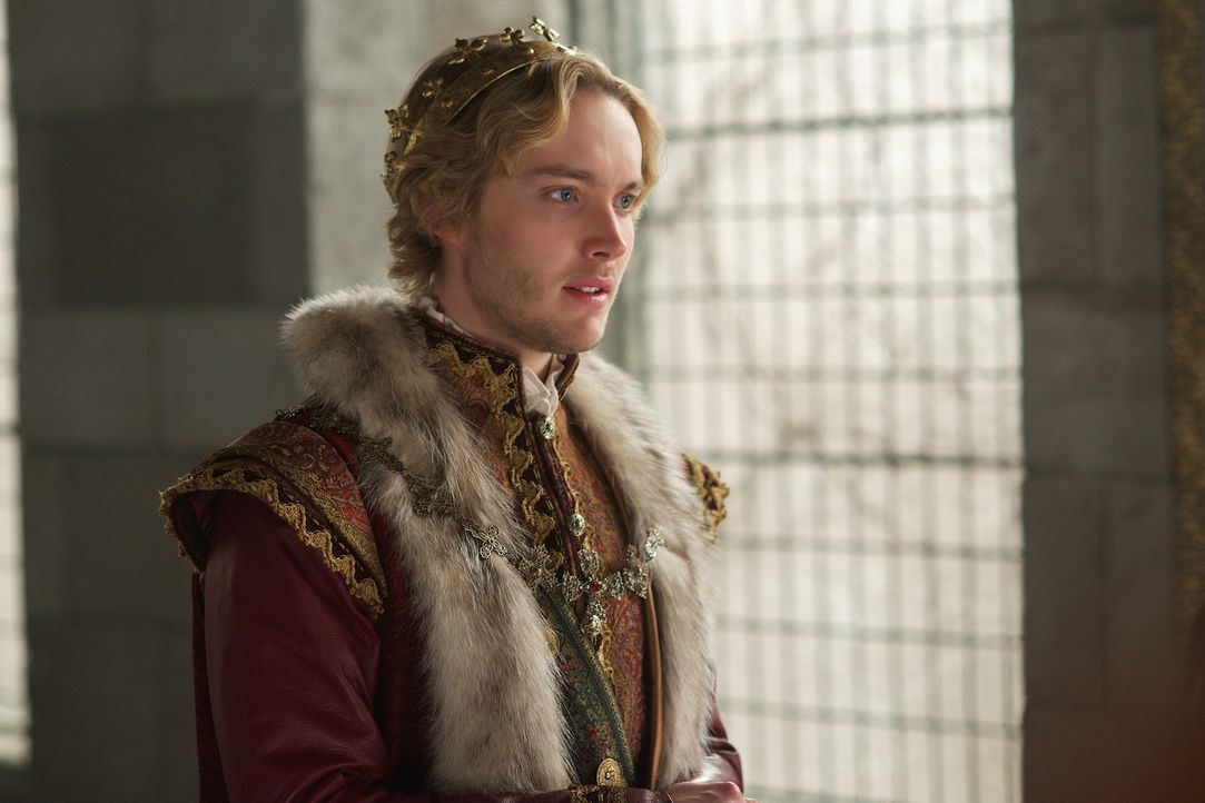 Francis (Toby Regbo) wagt eine kühle Entscheidung, die bedeuten könnte, dass er Mary für immer verliert ... - Bildquelle: Sven Frenzel 2014 The CW Network, LLC. All rights reserved.