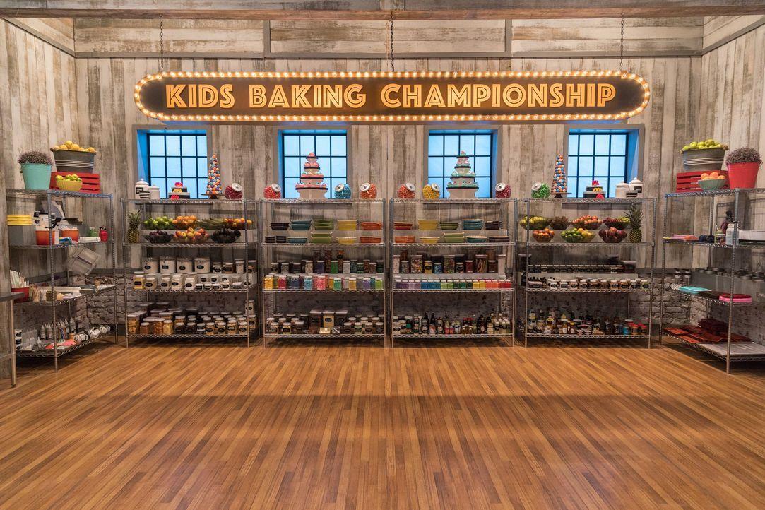"""""""Kids Baking Championship"""" ist für Junior-Backtalente eine Chance, um sich in Sachen Geschmack, Kreativität und Präsentation vor einer Jury zu behau... - Bildquelle: Zack Smith 2017, Television Food Network, G.P. All Rights Reserved."""