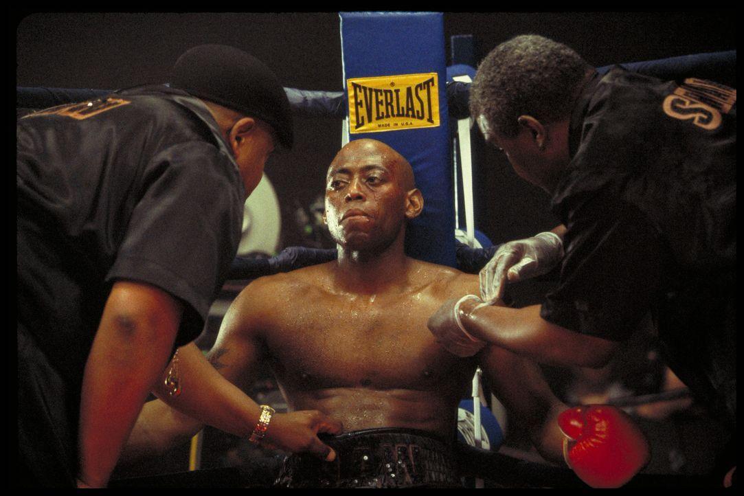 Ist Luther Shaw (Omar Epps) der kommende Boxchampion? - Bildquelle: Paramount Pictures