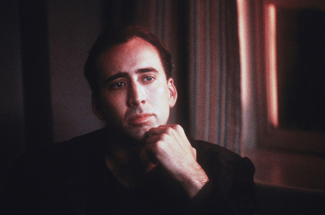 Je mehr der gefühllose Engel Seth (Nicolas Cage) die schöne Maggie beobachtet, desto mehr erwacht in ihm ein sehr menschliches Gefühl: die Liebe! - Bildquelle: Warner Bros.