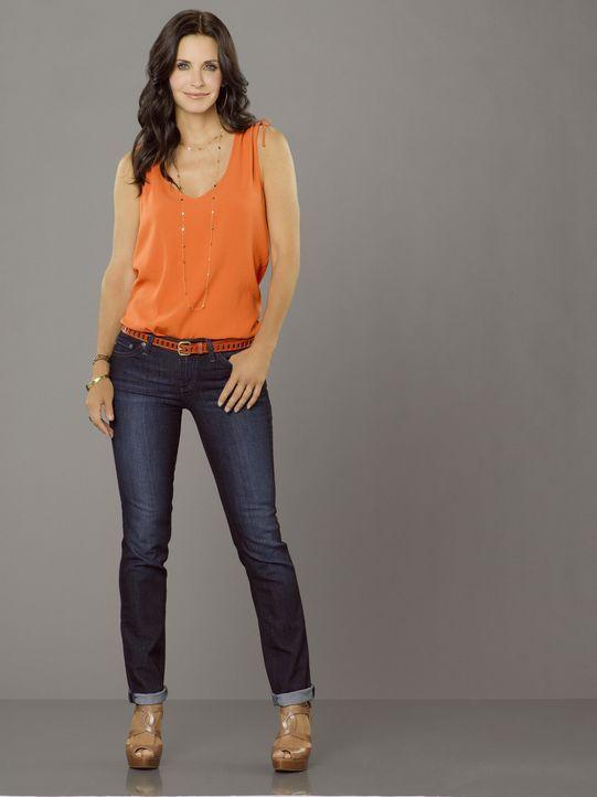 (3. Staffel) - Hat Jules Cobb (Courteney Cox) endlich ihren Traummann gefunden? - Bildquelle: 2011 American Broadcasting Companies, Inc. All rights reserved.