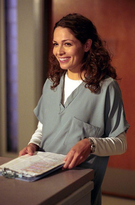 Findet Matt äußerst sympathisch: Sarah (Sarah Danielle Madison) ... - Bildquelle: The WB Television Network